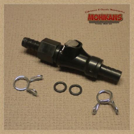 Conector rápido de gasolina 6mm