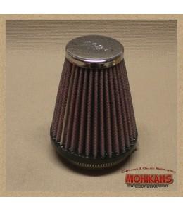Filtro de aire K&N 57mm Cónico