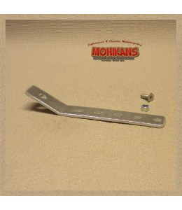 Soporte catadrióptrico aluminio