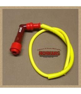 Cable-pipeta NGK amarillo-rojo 102 grados