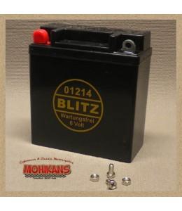 Bateria Blitz 6v 12Ah Gel