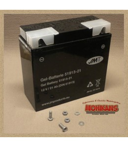 Bateria de gel JMT 51913-21