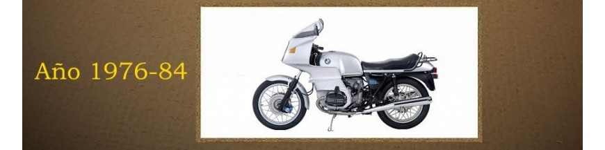 BMW R100RS 1976-1984