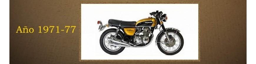 HONDA CB500 Four 1971-1977