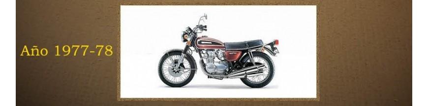 HONDA CB550 Four 1977-1978