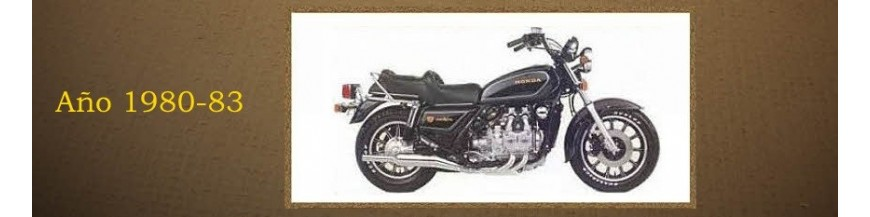 Honda Goldwing GL1100 1980-1983
