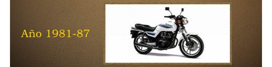 Suzuki GSX 400 E