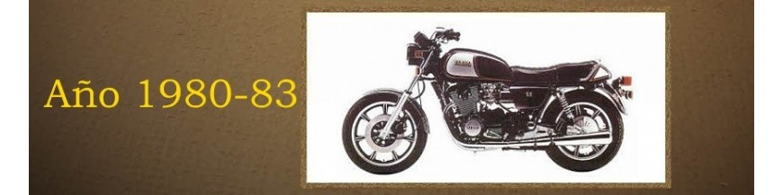 Yamaha XS1100 S/Eleven