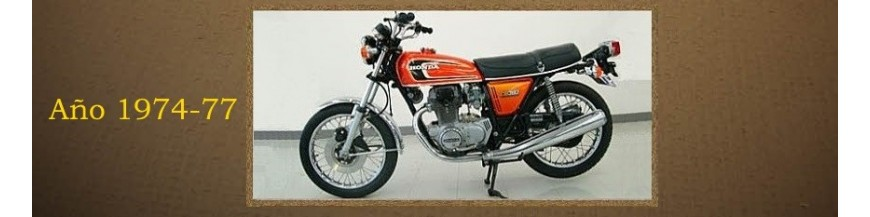 Honda CB360 G 1974-1977