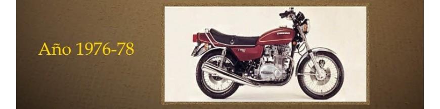 Kawasaki KZ750 Twin