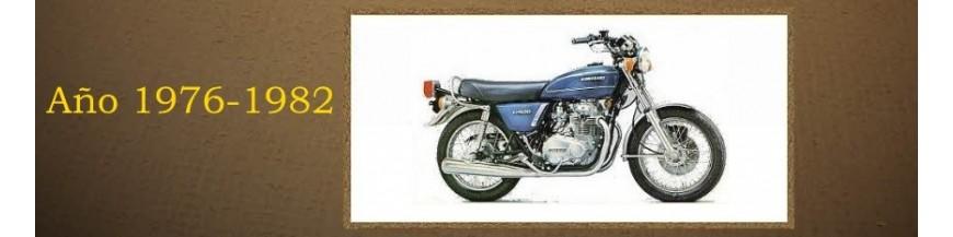 Kawasaki KZ400 D3
