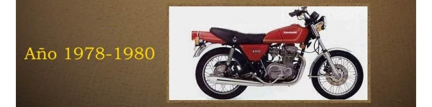Kawasaki Z400 B