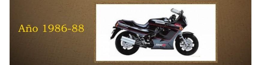 Kawasaki GPZ 1000 RX 1986-1987