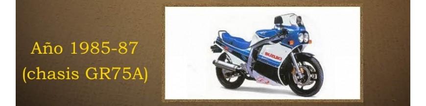 Suzuki GSX-R 750 chasis GR75A 1985-87