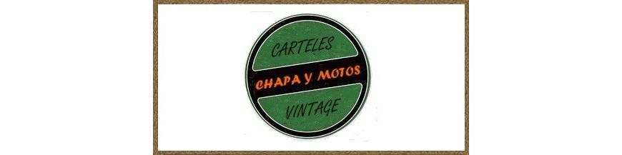 CHAPA Y MOTOS